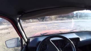 Dacia 1410 Break - POV Test Drive