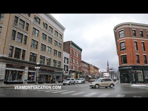 Vermont Downtown: Rutland