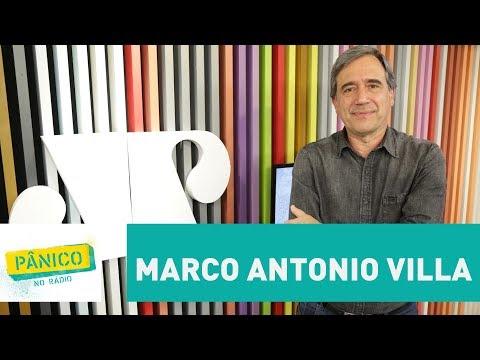 Marco Antonio Villa - Pânico - 14/12/17