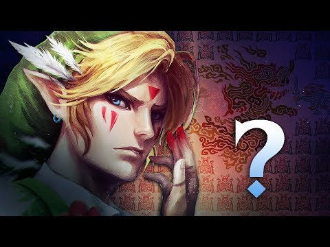 The Mystery Heroes of Hyrule - The Legend of Zelda Lore