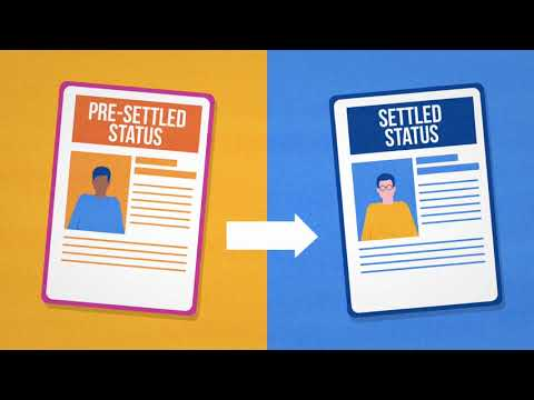 Video about EU citizens' rights, settled status in the UK & Brexit