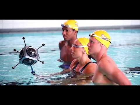 E ON and Swedish Swimming Federation Launched Campaign that uses virtual reality to encourage Children into the Water