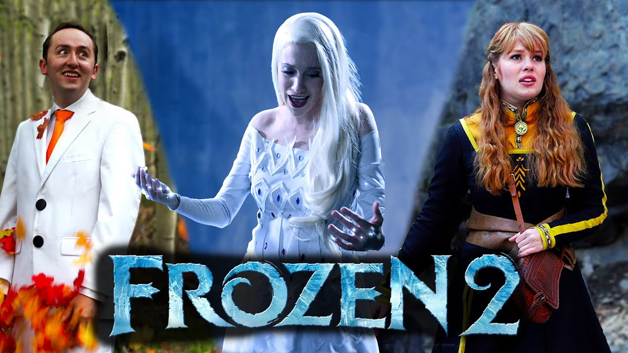Download Frozen 2 - The Movie in Real Life