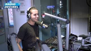 DJ Flex Bij Ministry Of Beats Op Radio Decibel  - 17-01-2014