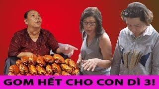 Hai Nữ Việt Kiều Mỹ Vung Xấp Tiền Mua Hết Mâm Cua Dì 3 Với Lý Do Bất Ngờ