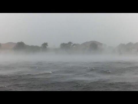 Hurricane Irma in Stuart Florida