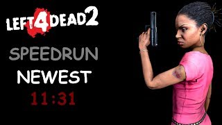 Left 4 Dead 2 Solo Speedrun 11 Minutes The Parish World Record
