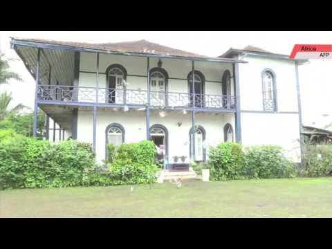 African island country Sao Tome and Principe eyes tourism to boost economy