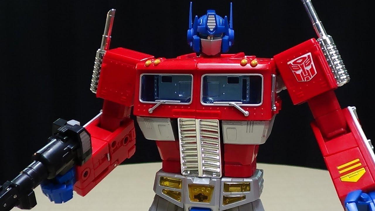 Toys R Us Exclusive Masterpiece Optimus Prime Emgo S