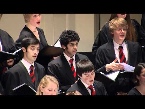Choirs of Jesus College Cambridge - Londonderry Air (arr. Bo