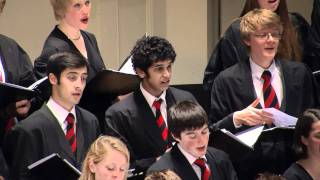 Choirs of Jesus College Cambridge - Londonderry Air (arr. Bob Chilcott)