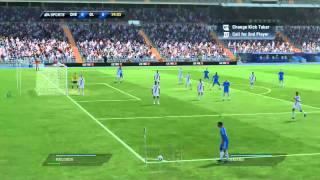 Fifa 11 - Demo - Gameplay