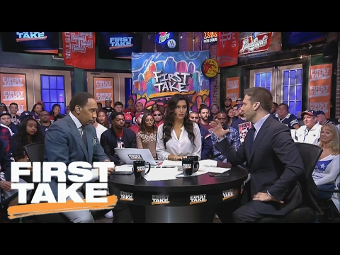 Will Tom Brady or Drew Brees Retire First? | First Take