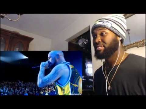 Five Finger Death Punch - Wash It All Away - REACTION