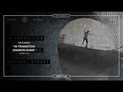 Berrics Top 50: #24   Daewon Song - In Transition