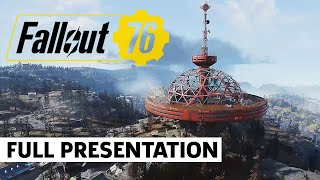 Fallout 76: Making Appalachia Your Own with Fallout Worlds | Quakecon 2021