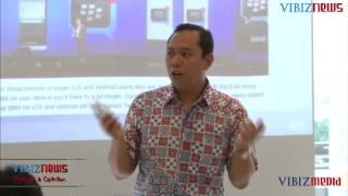 Pasar Smartphone di Indonesia, Djatmiko Wardoyo, Direktur Pemasaran dan Komunikasi PT Erajaya
