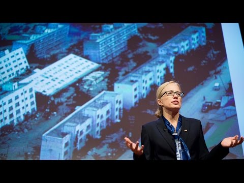 CEE & Minner Distinguished Lecture: Elizabeth Hausler Strand, Build Change