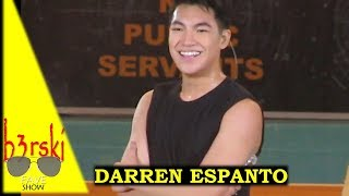 DARREN ESPANTO performs MI GENTE LIVE at UNTV CUP FINALS HALFTIME SHOW YouTube Videos