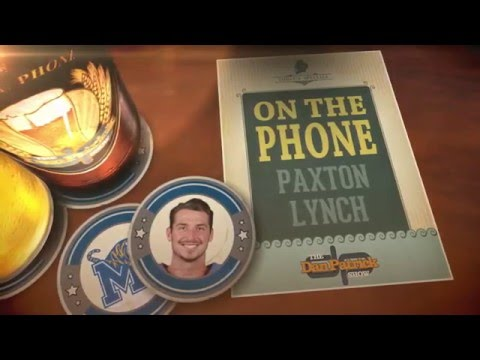 Paxton Lynch on The Dan Patrick Show (Full Interview) 1/6/16