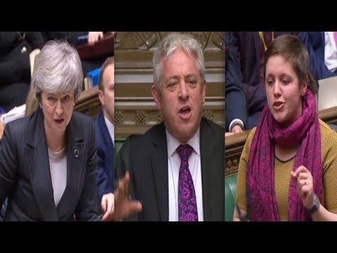 BREXIT: Commons ERUPTS as Theresa May fires back at SNP MP – 'you have NO independence mandate'