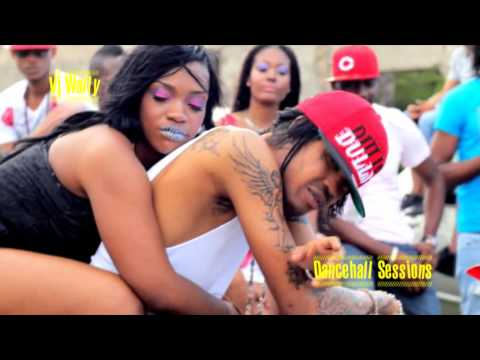 Wally Mix clips dancehall session fev 2013