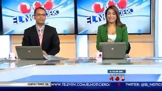 El Noticiero Televen - Primera Emisión - Lunes 20-02-2017