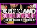 Fue Un Error Amarte - Cornelio Vega Jr. - Tutorial ...