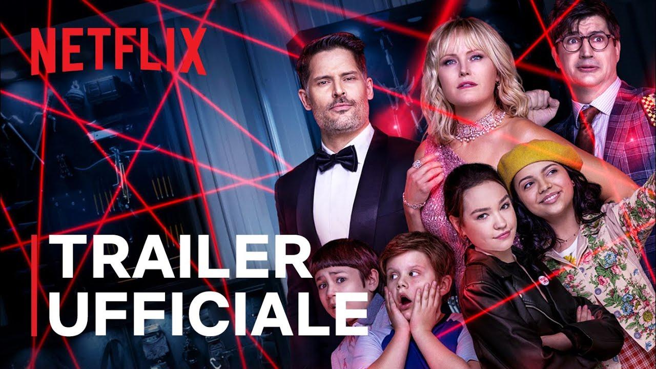 L'ultimo colpo di mamma | Conosci davvero mamma e papà? | Trailer ufficiale | Netflix
