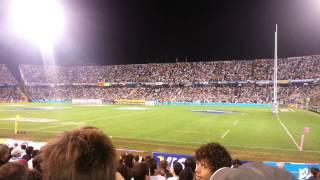 Pumas Vs Australia , Rosario