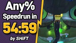 SpongeBob SquarePants: Battle for Bikini Bottom Any% Speedrun in 54:59 (WR on 9/21/2018)
