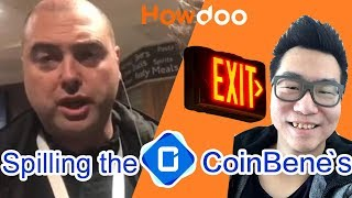 😱 What happens after a Hack? Howdoo hits back at Coinbene 🚨