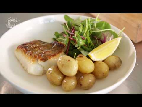 How To Pan Fry Cod