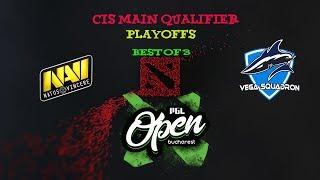 Скачать DOTA 2 LIVE Navi Vs Vega Playoffs Main Qualifier PGL Minor