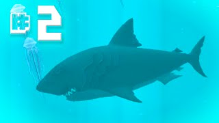 Hungry Shark Evolution Ep 2 - Great White Encounters!