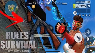 Best Moments Thompson (Rules Of Survival:Battle Royale)