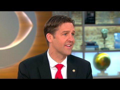 Sen. Ben Sasse on firing of FBI director, new book