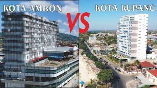 Download lagu Kota Kupang VS Kota Ambon, Perbandingan 2 Kota Terbesar di Provinsi Maluku dan NTT