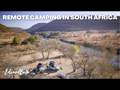 Camping In Remote South Africa   Booyzynkraal Campsite Olifants River