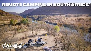 Camping In Remote Soขth Africa   Booyzynkraal Campsite Olifants River