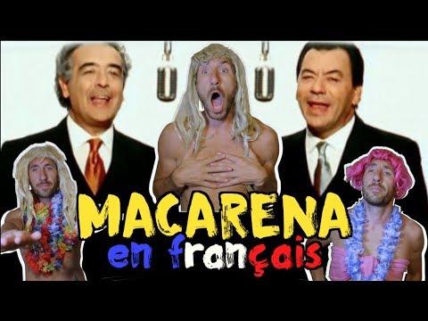 Los del Rio - Macarena traduction en francais COVER Frank Cotty