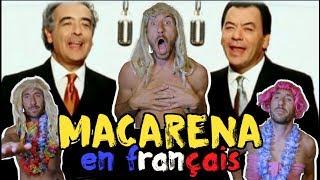 Los del Rio - Macarena (traduction en francais) COVER Frank Cotty