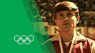 Sergey Bubka relives his Olympic Record at Seoul 1988 | Olympic Rewind