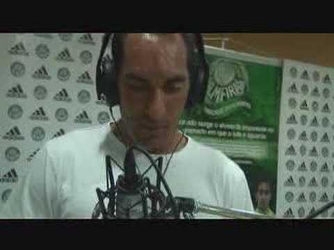 Vídeo Clipe - Hino do Palmeiras com os Atletas (OFICIAL)