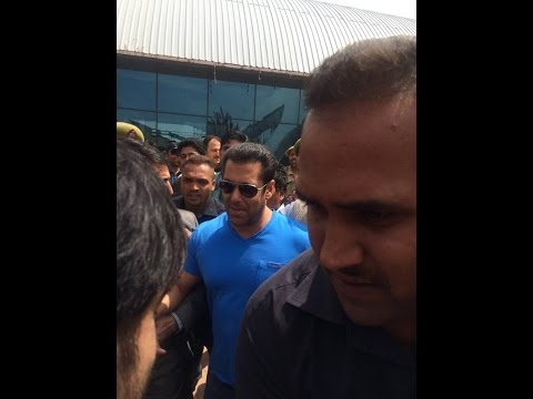 Arms Act Case: Salman Khan claims that he has been framed; next date May 4