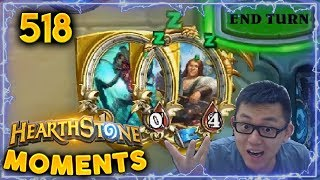 Minions Are Afraid Of The Lich King!! | Hearthstone Daily Moments Ep. 518