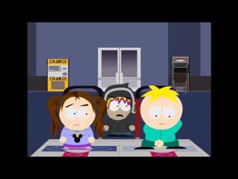 South Park dançando o Rei da Cacimbinha a muriçoca (APCM)