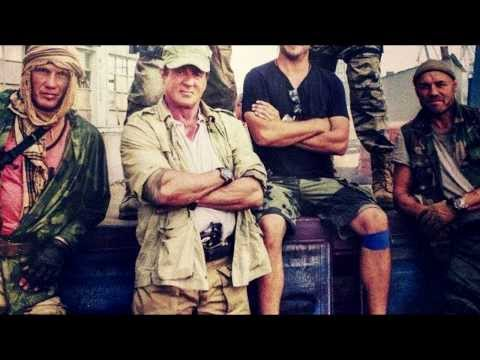 THE EXPENDABLES 3 (2014) --- DEC. 18_15 NEW set pics_STALLONE, Snipes, Lundgren..