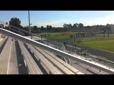 Steven Russell Jr track debut 2011