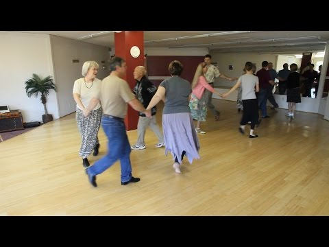 English Country Dancing - an Introduction - clip